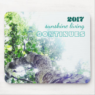 2017-sunshine living continues mouse mat