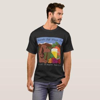2017 Temecula Fall Wiener Fest T-shirt on black