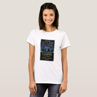 2017 Total Solar Eclipse - Casper, WY T-Shirt