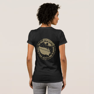 2017 TOTAL SOLAR ECLIPSE Collectible Womens T T-Shirt