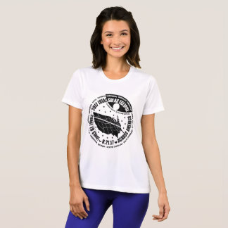 2017 TOTAL SOLAR ECLIPSE Designer Womens Sport T-Shirt