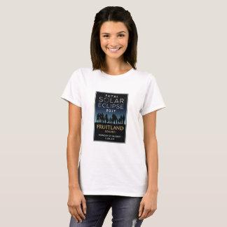 2017 Total Solar Eclipse - Fruitland, ID T-Shirt