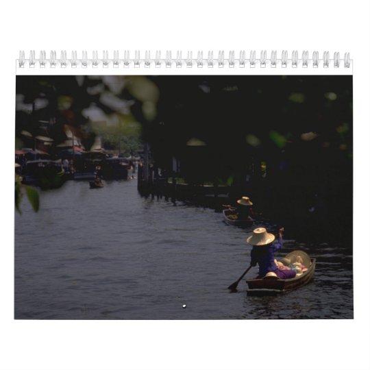 2017 Travel Notes Calendar