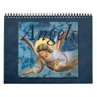 2018 Angels Calendar