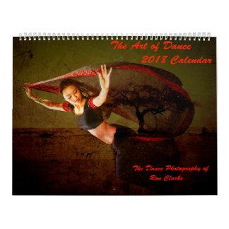 2018 Art of Dance Calendar