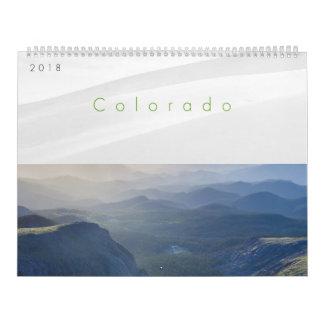 2018 Colorado Calendar