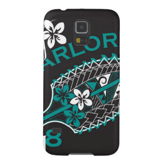 2018 Lady Warlords - Black Galaxy S5 Cases