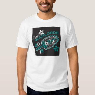 2018 Lady Warlords - Black T Shirts