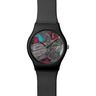 2018 leatherback watch