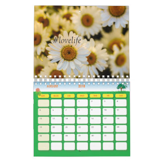 2018 Motivational Calendar