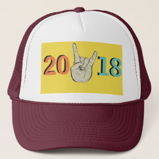 2018 New Years/Graduation Trucker Hat