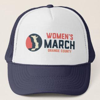 2018 OC Women's March Trucker Hat (Adult)