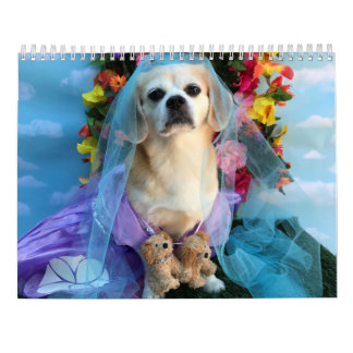 2018! Peg In A Blanket Calendar