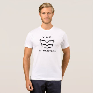 2018 V.A.D short sleeve T with logo and definition T-Shirt
