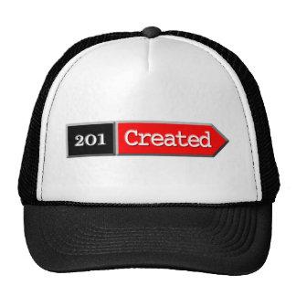 201 - Created Cap