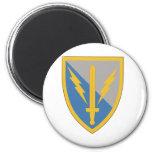 201st Battlefield Surveillance Brigade Fridge Magnet