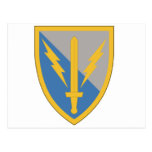 201st Battlefield Surveillance Brigade Postcard