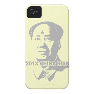 201X China Risk Case-Mate iPhone 4 Cases