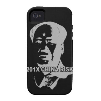 201X China Risk iPhone 4 Cases
