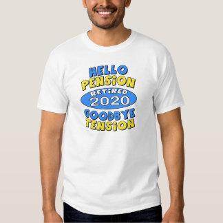 2020 Retirement Tee Shirt