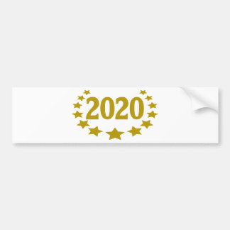 2020-stars-crown png bumper stickers