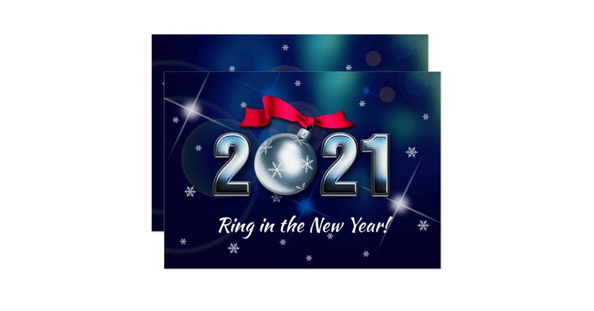 2021 New Year's Eve Party Custom Invitations | Zazzle.co.uk