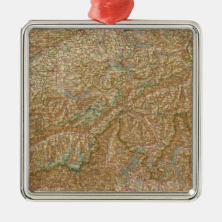 2021 Switzerland Christmas Ornament