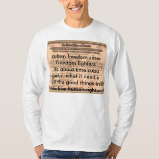 2026067765, cuban freedom siber freedom fighter... shirts