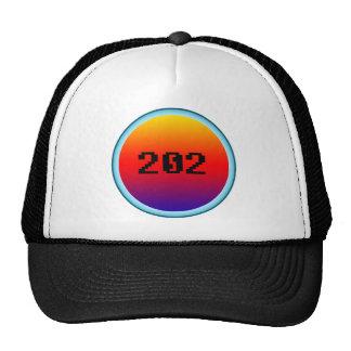 202 8-bit Gradient Hat