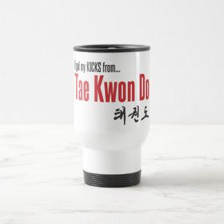 203-1 Tae Kwon Do Mug