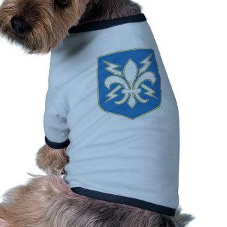 205th Military Intelligence Dog T-shirt