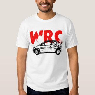 206 WRC SHIRTS