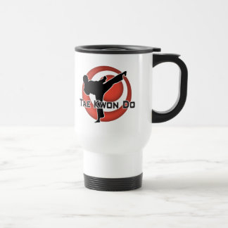 208-1 Tae Kwon Do Travel Mug