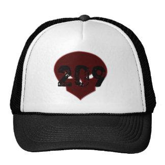 209 Skull Designs Cap