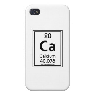 20 Calcium Covers For iPhone 4