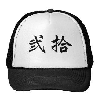 20 CAP