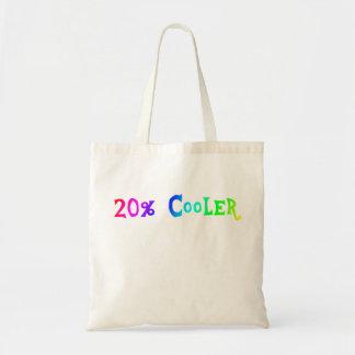 20% Cooler Budget Tote Bag