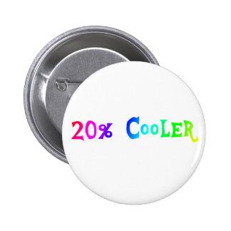20% Cooler Pins