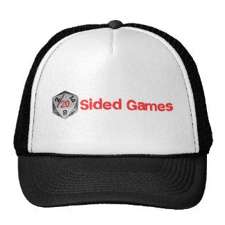 20 Sided Games - Hat - Full Logo