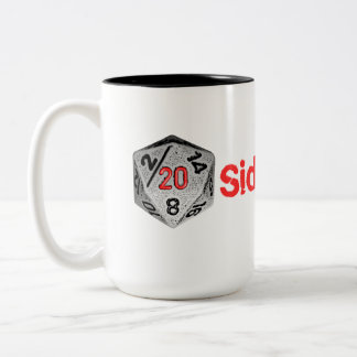 20 Sided Games Mug
