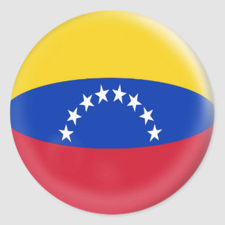 20 small stickers Venezuela Venezuelan flag