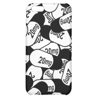 20mg Pills iPhone 4 Cover For iPhone 5C