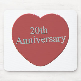 20th anniversary4t mouse pad