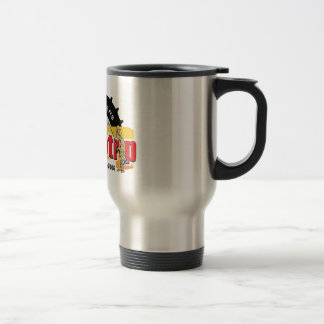 20th Anniversary Commemorative Travel Mug