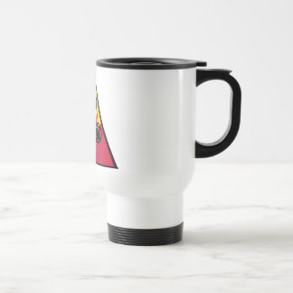 20th Armored Division Stainless Steel Travel Mug