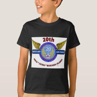"20TH ARMY AIR FORCE ""ARMY AIR CORPS"" WW II SHIRT"