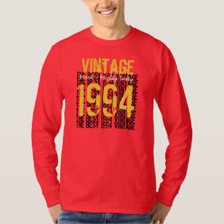 20th Birthday Gift Vintage Year Mighty Tasty 02 T-Shirt