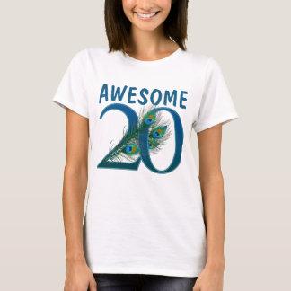 20th Birthday shirts