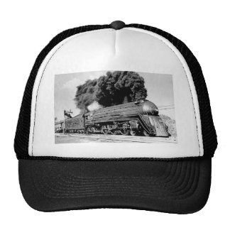20th Century Limited Train Highball It! Vintage Trucker Hats