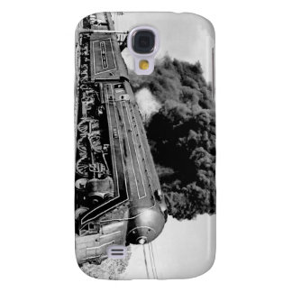 20th Century Limited Train Highball It! Vintage Galaxy S4 Cover